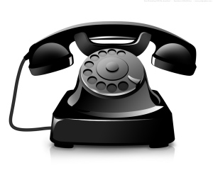 No matter what type of device you use, return those calls!