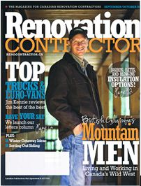 Renovation Contractor Magazine