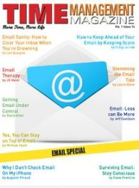Time Management Magazine - November 2013ember