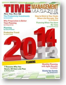 Time Management Magazine - December 2013