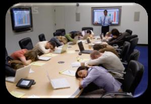 Sleeping-in-Meeting