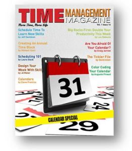Time Management for iPad Magazine